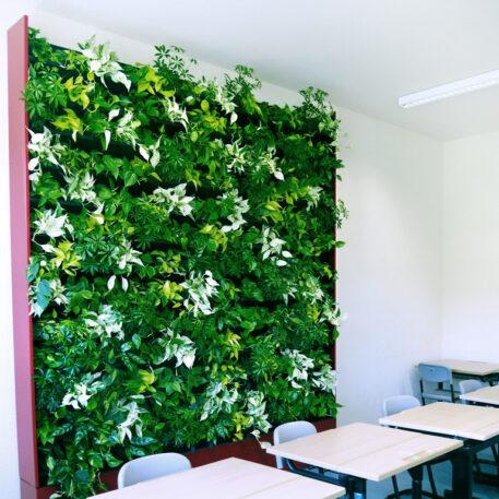 Grünes Klassenzimmer